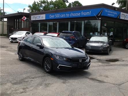 2021 Honda Civic EX (Stk: 210565) in North Bay - Image 1 of 22