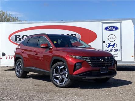 2022 Hyundai Tucson Hybrid Luxury (Stk: 22TC33) in Midland - Image 1 of 15