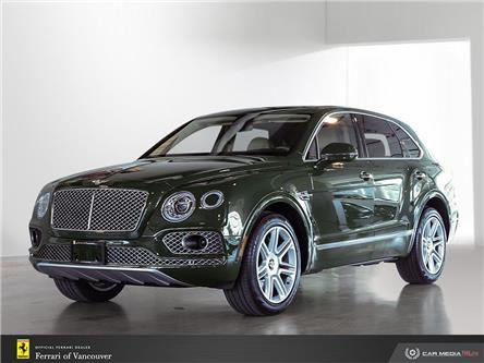 2018 Bentley Bentayga Onyx (Stk: N1619A) in Vancouver - Image 1 of 10