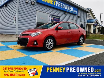 2016 Toyota Corolla S (Stk: LP7239) in Mount Pearl - Image 1 of 15