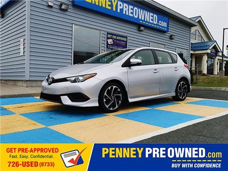 2017 Toyota Corolla iM Base (Stk: 39598A) in Mount Pearl - Image 1 of 15