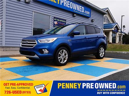 2017 Ford Escape SE (Stk: A21048) in Mount Pearl - Image 1 of 16
