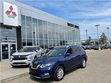 2017 Nissan Rogue SV (Stk: 7820) in Edmonton - Image 1 of 24