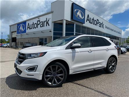 2018 Ford Edge Sport (Stk: 18-96573JB) in Barrie - Image 1 of 39