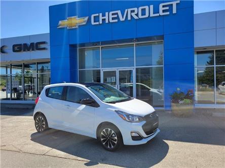 2021 Chevrolet Spark 1LT CVT (Stk: 21C190) in Port Alberni - Image 1 of 27