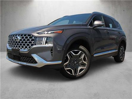 2021 Hyundai Santa Fe HEV Preferred w/Trend Package (Stk: HB7-7699A) in Chilliwack - Image 1 of 7