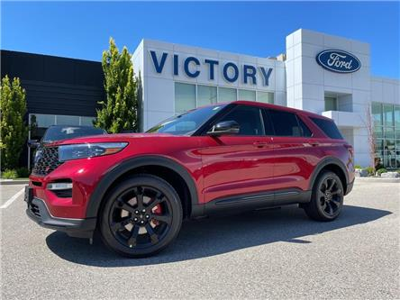 2021 Ford Explorer ST (Stk: VEX20372) in Chatham - Image 1 of 16