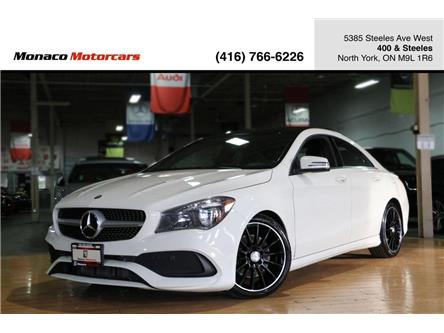 2017 Mercedes-Benz CLA 250 Base (Stk: STOCK-19) in North York - Image 1 of 28