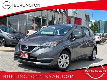 2018 Nissan Versa Note S (Stk: A7259) in Burlington - Image 1 of 9