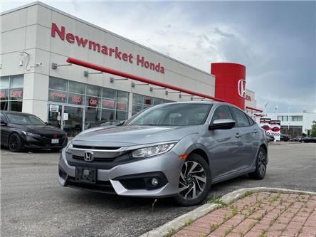 2018 Honda Civic EX (Stk: 21-3876A) in Newmarket - Image 1 of 18