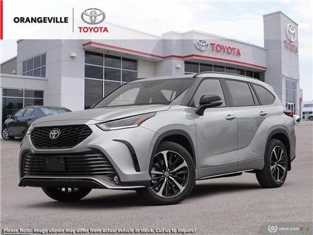 2021 Toyota Highlander XSE (Stk: 21225) in Orangeville - Image 1 of 23