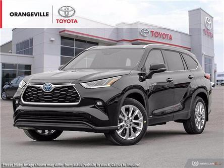 2021 Toyota Highlander Hybrid Limited (Stk: 21397) in Orangeville - Image 1 of 23