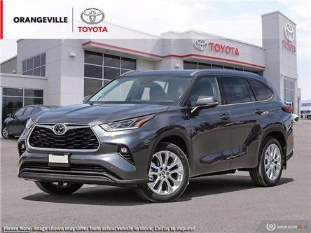 2021 Toyota Highlander Limited (Stk: 21286) in Orangeville - Image 1 of 23