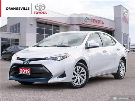 2019 Toyota Corolla LE (Stk: HU5239) in Orangeville - Image 1 of 25