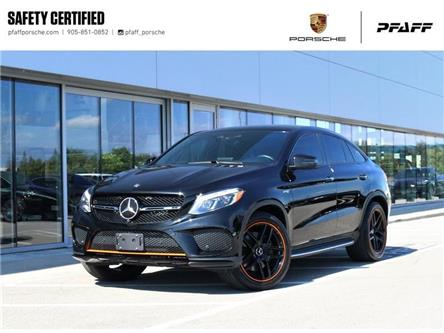 2019 Mercedes-Benz GLE43 AMG 4MATIC Coupe (Stk: U9801) in Vaughan - Image 1 of 30