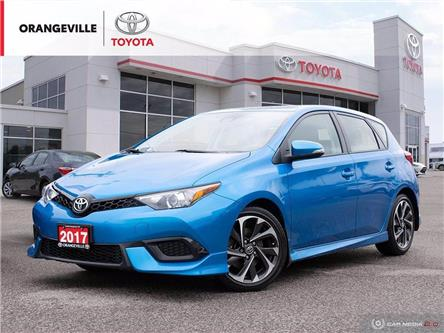 2017 Toyota Corolla iM Base (Stk: HU5163) in Orangeville - Image 1 of 26