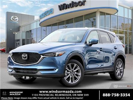 2021 Mazda CX-5 GT w/Turbo (Stk: C524586) in Windsor - Image 1 of 10