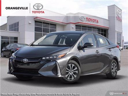 2021 Toyota Prius Prime Base (Stk: 21367) in Orangeville - Image 1 of 23