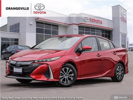 2021 Toyota Prius Prime Base (Stk: 21435) in Orangeville - Image 1 of 23