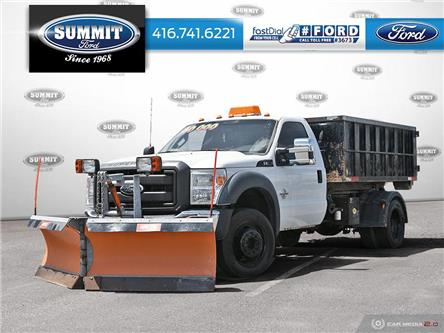 2012 Ford F-550 Chassis XL (Stk: 21Y8589A) in Toronto - Image 1 of 27