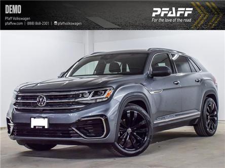 2021 Volkswagen Atlas Cross Sport 3.6 FSI Execline (Stk: V5830) in Newmarket - Image 1 of 25