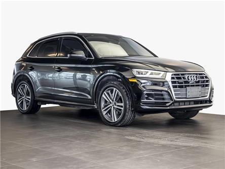 2018 Audi Q5 2.0T Technik (Stk: 93902A) in Nepean - Image 1 of 21