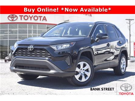 2021 Toyota RAV4 LE (Stk: 19-29372) in Ottawa - Image 1 of 23