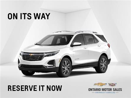 2022 Chevrolet Equinox RS (Stk: F-ZSSRBX) in Oshawa - Image 1 of 5