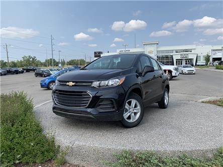 2021 Chevrolet Trax LS (Stk: MB367859) in Calgary - Image 1 of 25