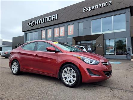 2014 Hyundai Elantra GL (Stk: N1302A) in Charlottetown - Image 1 of 18
