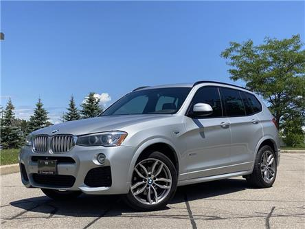 2015 BMW X3 xDrive28i (Stk: P1812-1) in Barrie - Image 1 of 14