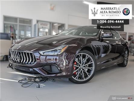 2020 Maserati Ghibli S Q4 GranSport (Stk: 353934) in Winnipeg - Image 1 of 27