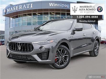 2021 Maserati Levante  (Stk: 366123) in Winnipeg - Image 1 of 28