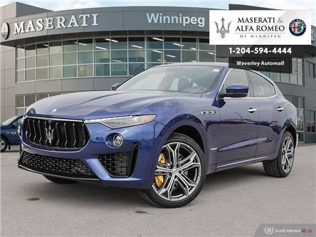 2021 Maserati Levante S GranSport (Stk: 366122) in Winnipeg - Image 1 of 27