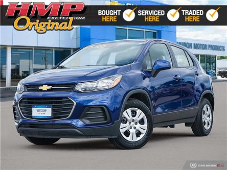 2017 Chevrolet Trax LS (Stk: 75114) in Exeter - Image 1 of 27