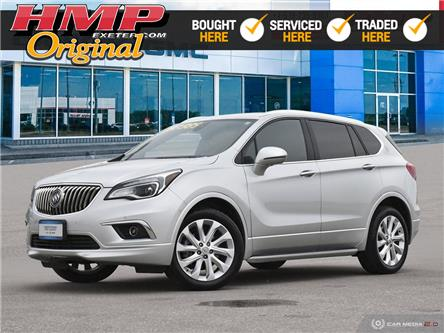 2018 Buick Envision Premium II (Stk: 80411) in Exeter - Image 1 of 27