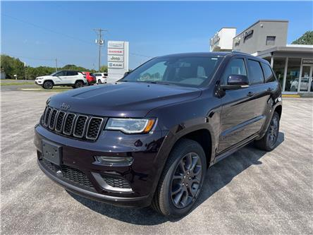 2021 Jeep Grand Cherokee Overland (Stk: 21085) in Meaford - Image 1 of 16