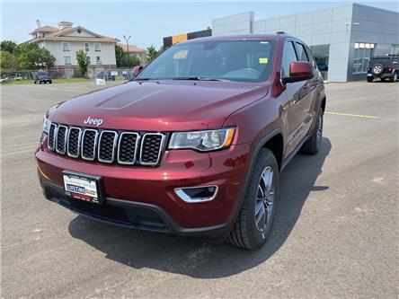 2021 Jeep Grand Cherokee Laredo (Stk: 21-209) in Ingersoll - Image 1 of 20