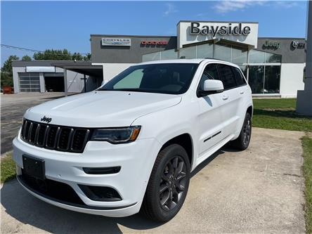 2021 Jeep Grand Cherokee Overland (Stk: 21097) in Meaford - Image 1 of 14