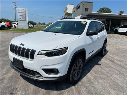 2021 Jeep Cherokee North (Stk: 21135) in Meaford - Image 1 of 15