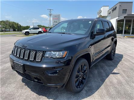 2021 Jeep Grand Cherokee Laredo (Stk: 21046) in Meaford - Image 1 of 15
