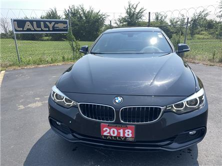 2018 BMW 430i xDrive Gran Coupe (Stk: R02654) in Tilbury - Image 1 of 25