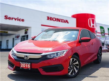 2016 Honda Civic LX (Stk: L21-154) in Vernon - Image 1 of 15