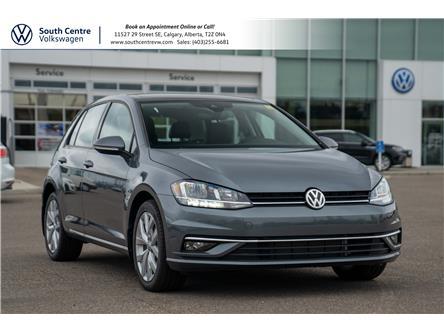 2021 Volkswagen Golf Highline (Stk: 10312) in Calgary - Image 1 of 37