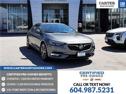 2019 Buick Regal Sportback Essence (Stk: 975690) in North Vancouver - Image 1 of 29