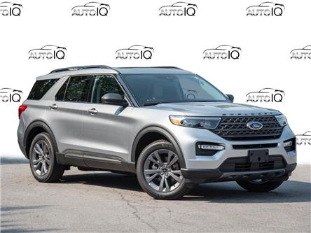 2021 Ford Explorer XLT (Stk: 21EX616) in St. Catharines - Image 1 of 26