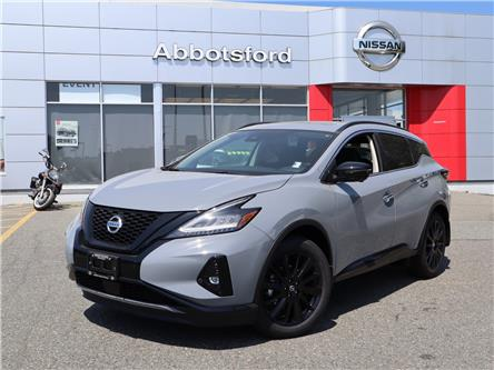 2021 Nissan Murano Midnight Edition (Stk: A21216) in Abbotsford - Image 1 of 30