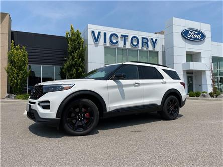 2021 Ford Explorer ST (Stk: VEX20051) in Chatham - Image 1 of 20