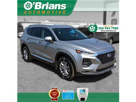 2020 Hyundai Santa Fe Essential 2.4  w/Safety Package (Stk: 14665A) in Saskatoon - Image 1 of 19