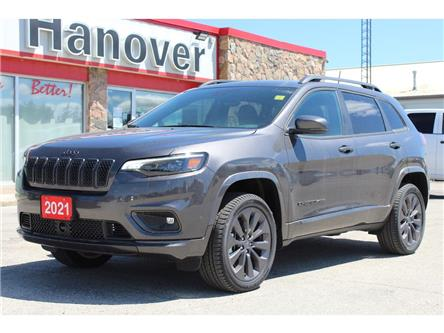 2021 Jeep Cherokee Limited (Stk: 21-151) in Hanover - Image 1 of 19